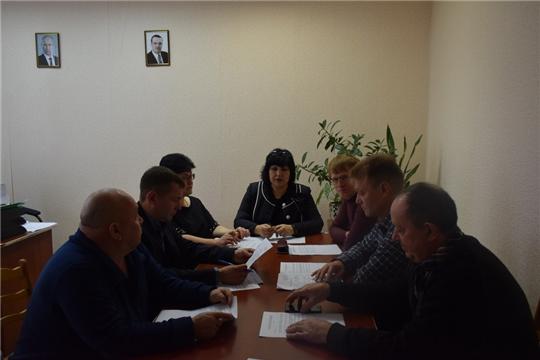 Заседание Координационного совета по поддержке и развитию малого и среднего предпринимательства в городе Шумерле