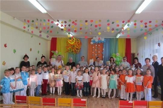 В Шумерле VI городской фестиваль «Разноцветные капельки» вновь объединил талантливых детей
