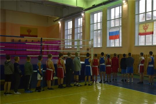 В Шумерле стартовал открытый Республиканский турнир памяти заслуженного тренера СССР и РСФСР Геннадия Николаевича Герасимова