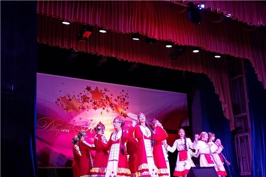 День матери в Шумерле отметили большим праздничным концертом