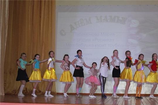 Нежной, ласковой самой посвятили праздничный концерт в Центре детского творчества