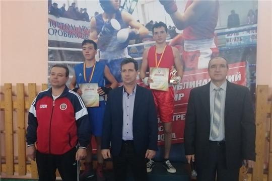 В Шумерле завершился открытый турнир по боксу, посвященный памяти Заслуженного тренера СССР и РСФСР Г.Н. Герасимова