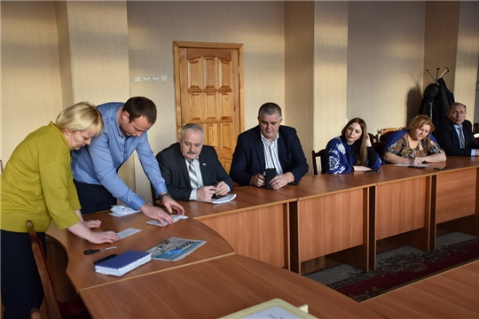 Подведены итоги голосования по определению общественной территории в городе Шумерля для участия во Всероссийском конкурсе в сфере создания комфортной городской среды
