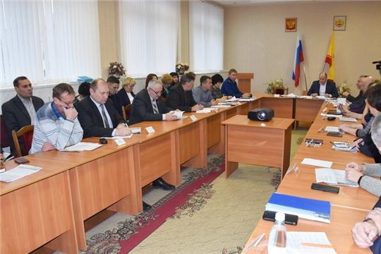 С заседания Собрания депутатов: принят бюджет города Шумерля на 2020 год и на плановый период 2021 и 2022 годов