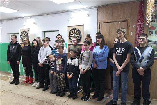 В Центре детского творчества г.Шумерля продолжается традиция взаимопосещения студийцев