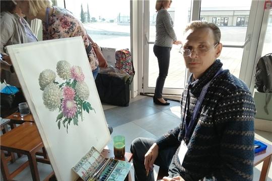 Преподаватель школы искусств прошел повышение квалификации в Образовательном центре «Сириус» г. Сочи