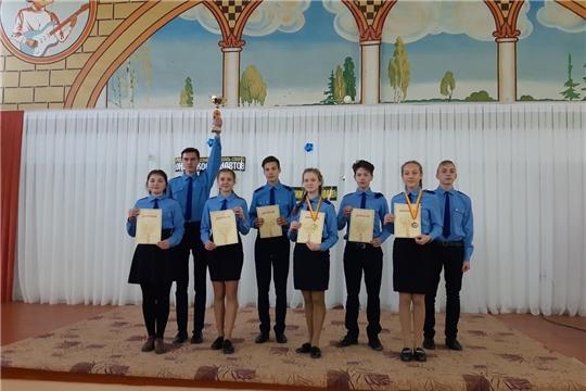 Команда МБОУ «Гимназия №8» победители IV республиканского фестиваля юных космонавтов