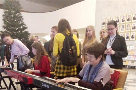 Делегация педагогов ДШИ  г. Шумерля приняла активное участие в творческом форуме «Развитие профессионального музыкального образования в региональном измерении. Пути становления. 90 лет практики»