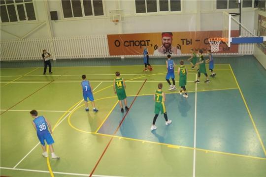 Турнир памяти С.И. Филатова собрал баскетбольные школы Поволжья
