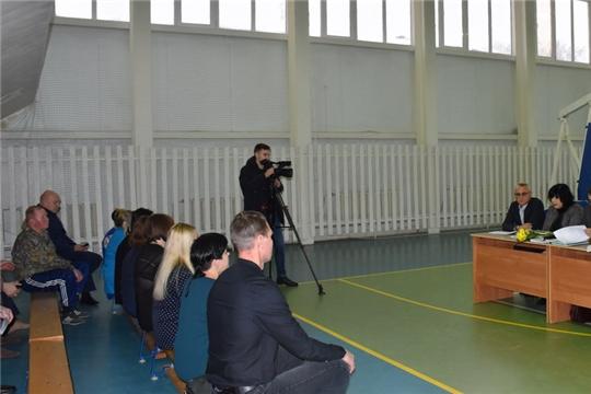 О реализации мероприятий в рамках Указов Главы Чувашии М.В. Игнатьева шла речь в ходе Единого информационного дня в городе Шумерля