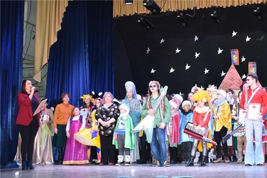 В Шумерле закрыли Год театра в России