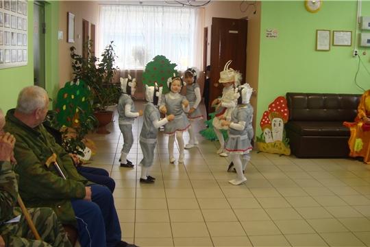 Праздник добра состоялся в отделении временного проживания с.Хормалы Ибресинского района