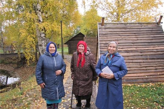 В Международный день пожилых людей в музее организован День открытых дверей