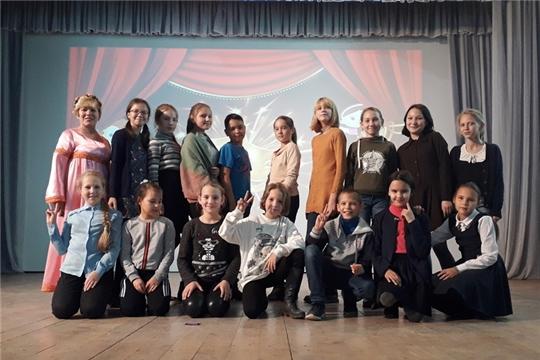 В Центре развития культуры прошла познавательно-игровая программа «Театр - сказочная страна»
