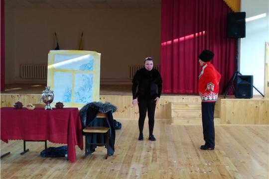 Молодые педагоги Ибресинского района заняли 2 место на республиканском фестивале творчества молодых педагогов и их наставников «Весь мир – театр!»