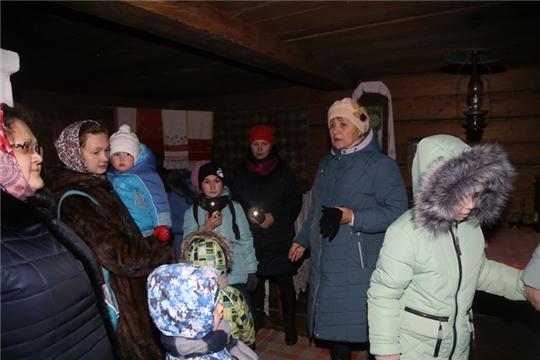 «Ночь искусств» прошла в Ибресинском этнографическом музее