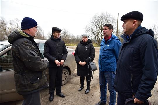 Зимовка скота в сельскохозяйственных организациях Ибресинского района
