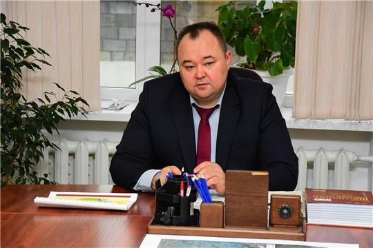 Состоялось совещание по вопросам развития жилищно-коммунального хозяйства Ибресинского района
