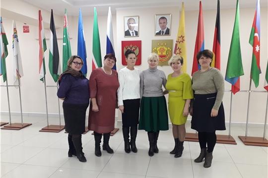 Руководители народных творческих коллективов Ибресинского района приняли участие на республиканском семинаре-совещании
