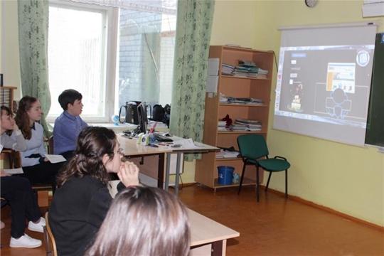 О молодежных СМИ и социальных сетях - с молодежью Буинского сельского поселения