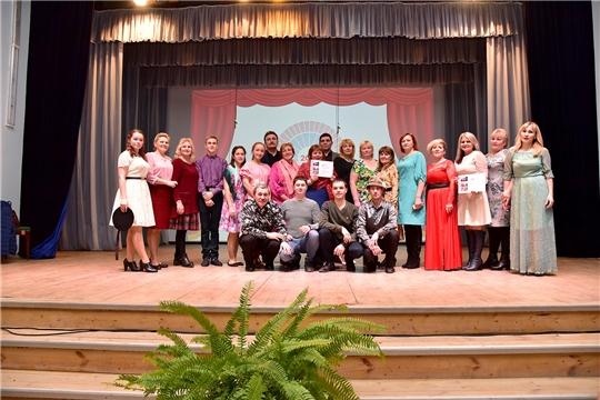 В Ибресинском районе прошел V Республиканский фестиваль лучших народных театров и драматических коллективов «Тамаша»