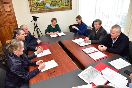Заседание Собрания депутатов Ибресинского района 28 ноября 2019 года