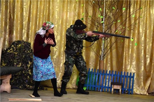 Районный фестиваль-конкурс «Театральный Олимп-2019» идет к завершению…