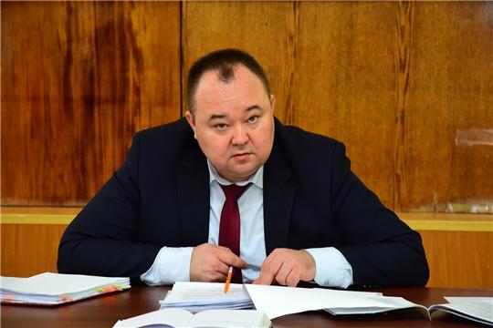 Состоялось заседание Совета по противодействию коррупции Ибресинского района