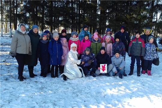 В рамках Международного дня снеговика в Ибресинском районе прошёл спортивный праздник «Зимние забавы»