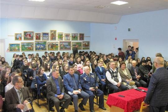 Беспокойные сердца в прокуратуре Ибресинского района