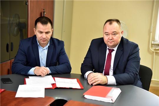Состоялось внеочередное заседание Собрания депутатов Ибресинского района