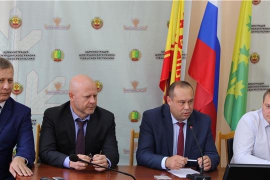Запуск «Тăван радио» в Шемуршинском и Батыревском районах