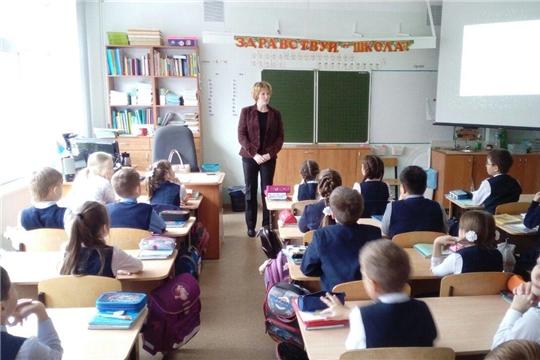 Чебоксарским школьникам рассказали о больших данных