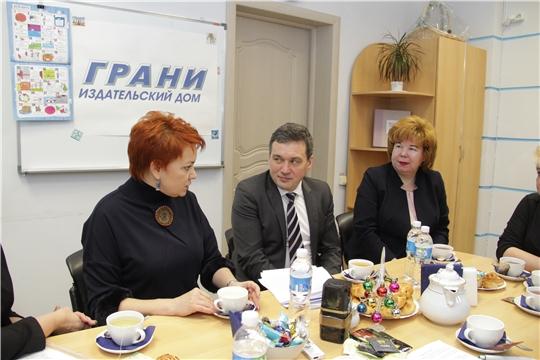 Премьер-министр Чувашии Иван Моторин ответил на вопросы журналистов газеты «Грани»