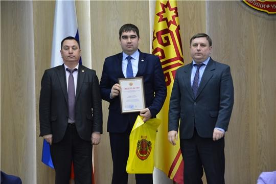 Торжественное мероприятие по подведению итогов развития государственной гражданской службы Чувашской Республики в 2019 году