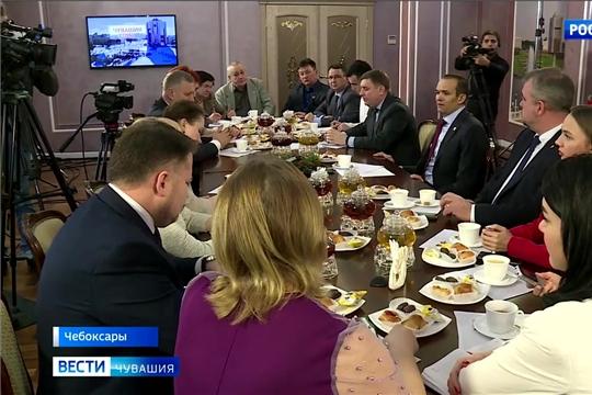 Михаил Игнатьев провел заключительную в 2019 году пресс-конференцию