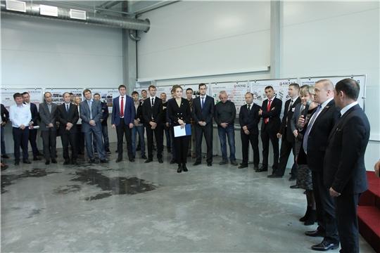 В Калининском районе прошел профессиональный праздник - Дня машиностроителя