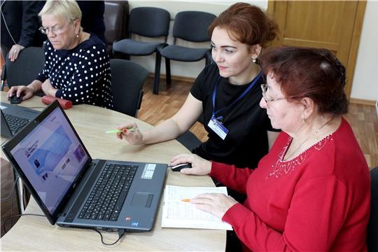 Проведен день консультаций Пенсионного фонда ко Дню пожилых людей
