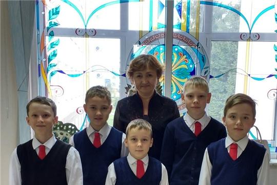 Чебоксарская детская школа искусств № 4 приняла активное участие IХ городском фестивале творческих коллективов «Музыка без границ!»