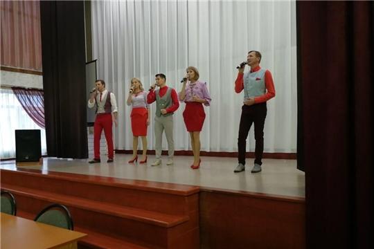 Празднование Дня пожилого человека в Калининском районе