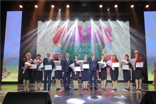 Михаил Игнатьев: «Всестороннее развитие системы образования – приоритет в государственной политике Чувашской Республики»