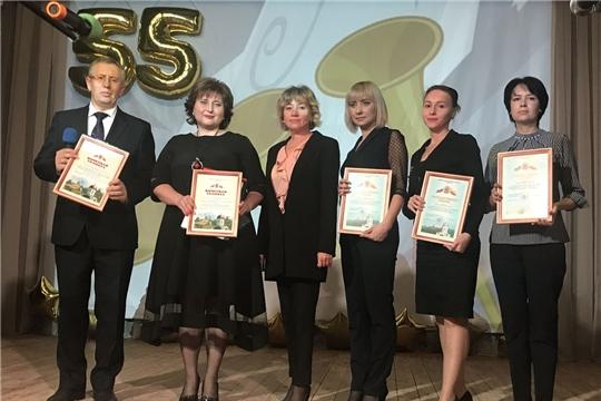 Калининский район: 55-летний юбилей отметила школа №28