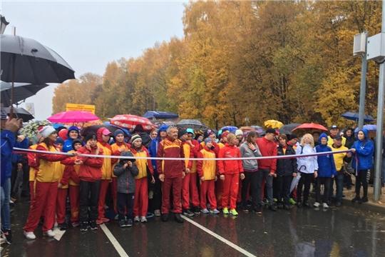 Калининский район г. Чебоксары присоединился к Всероссийскому дню ходьбы