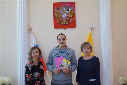 Отделом ЗАГС администрации Калининского района зарегистрирован 1800-й новорожденный 2019 года