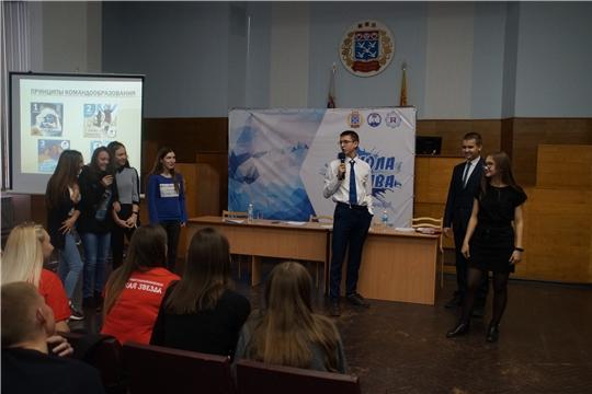 Школа актива Калининского района продолжает свою работу