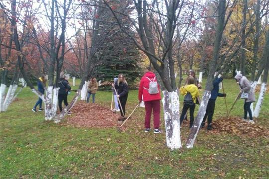 Экологический месячник: в Калининском районе проведена традиционная акция «Санитарный четверг»