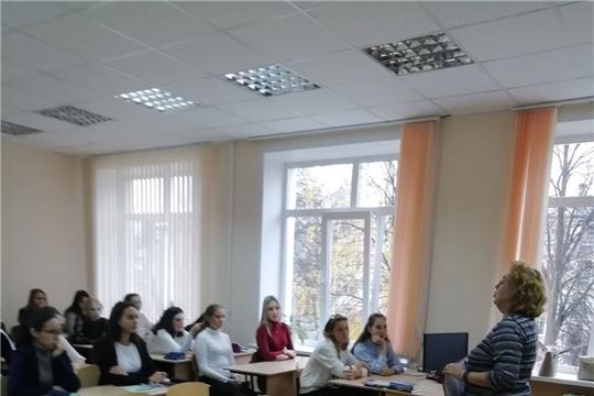 Встреча специалистов со студентами в рамках республиканской акции «Молодежь за здоровый образ жизни»