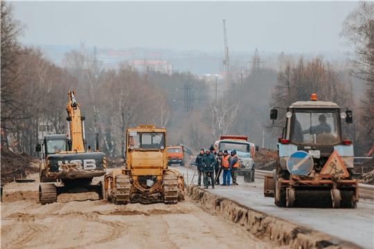 Движение по проспекту Ивана Яковлева откроется в декабре текущего года