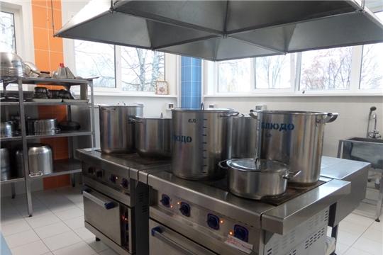 Чебоксарские детские сады переходят на новые технологии питания