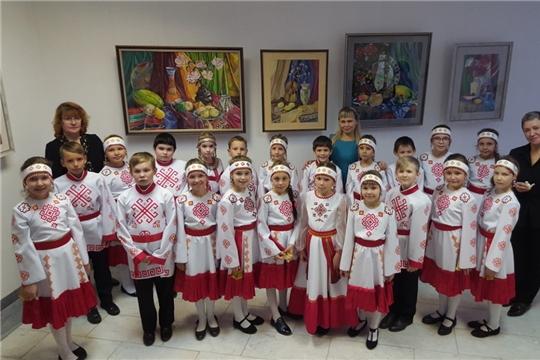 Дебют хора «Веселые ребята» на международном хоровом фестивале «Соловушки-2019»